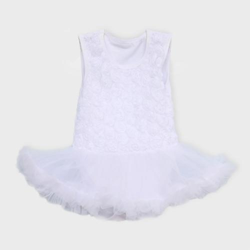 wit jurkje baby