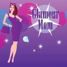 Versiering Glamour Mom