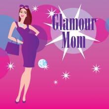 Versiering Glamour Pink