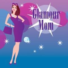 Versiering Glamour Blue