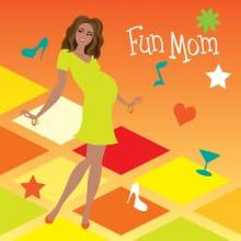 Versiering Fun Mom