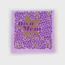 Servetten Diva Mom