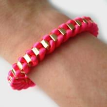 Armband Fun Mom Pink