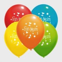 Ballonnen Fun Mom