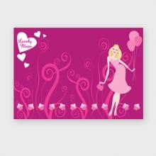 Lovely Mom Placemats