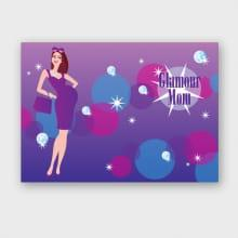 Glamour Mom Placemats