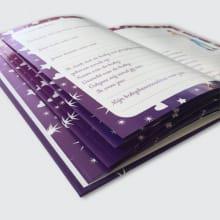 Luxe vriendinnenboekje