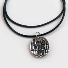 Live Laugh Love Ketting