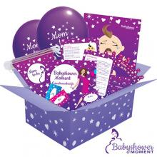Compleet babyshower pakket