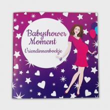 babyshower vriendinnenboekje